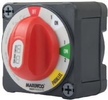 BEP PRO-INSTALLER EZ-MOUNT BATTERY SELECTOR SWITCH 400A. Off, 1, 2, 1&2. Incl VAT